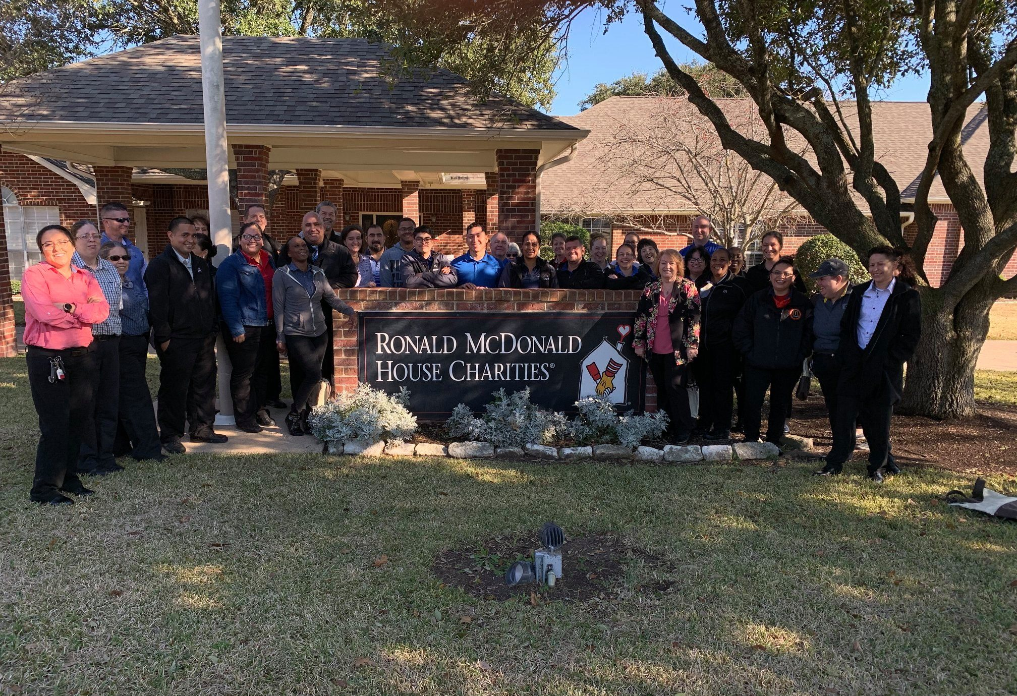 Ronald McDonalds House Charities Temple Texas Pest Control GGA Pest Management