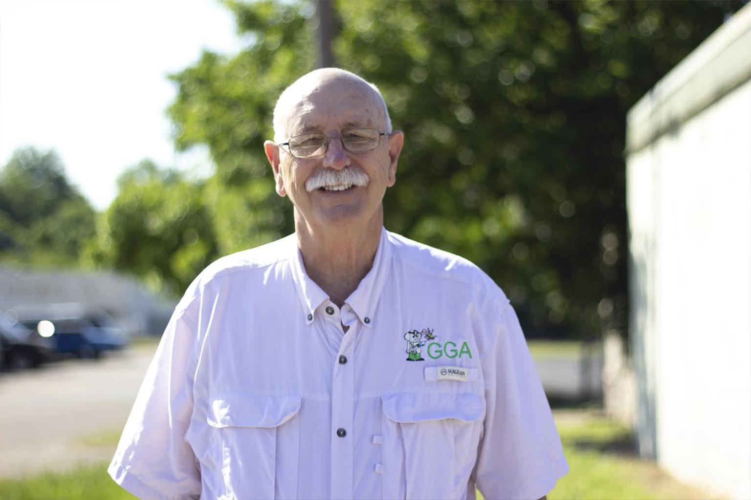 Fred owner staff gga pest management