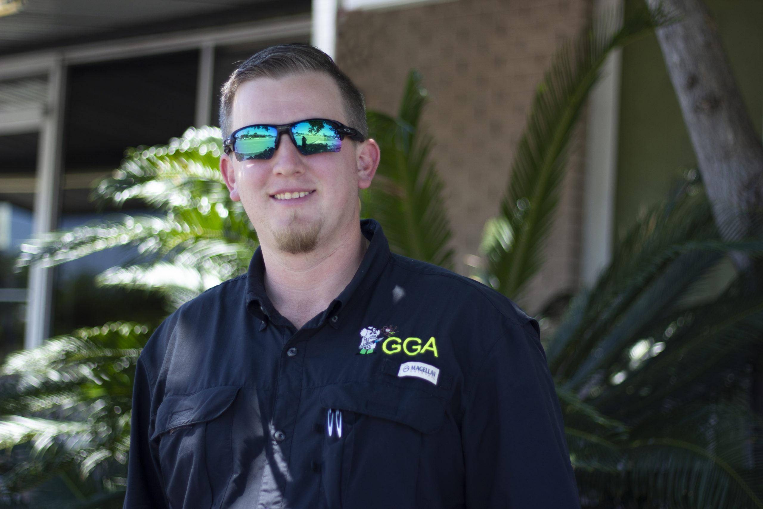 Kurtis staff photo website gga pest management