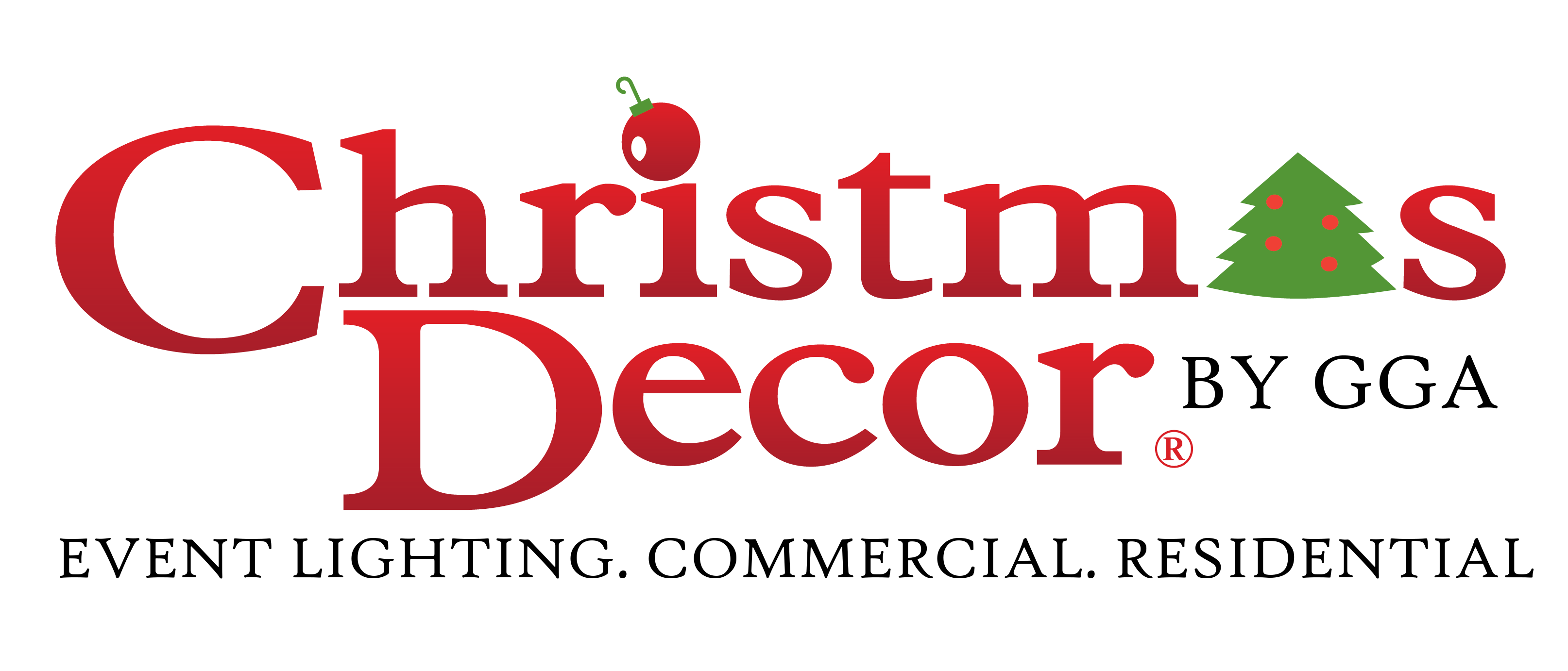 CHRISTMAS DECOR LOGO updated